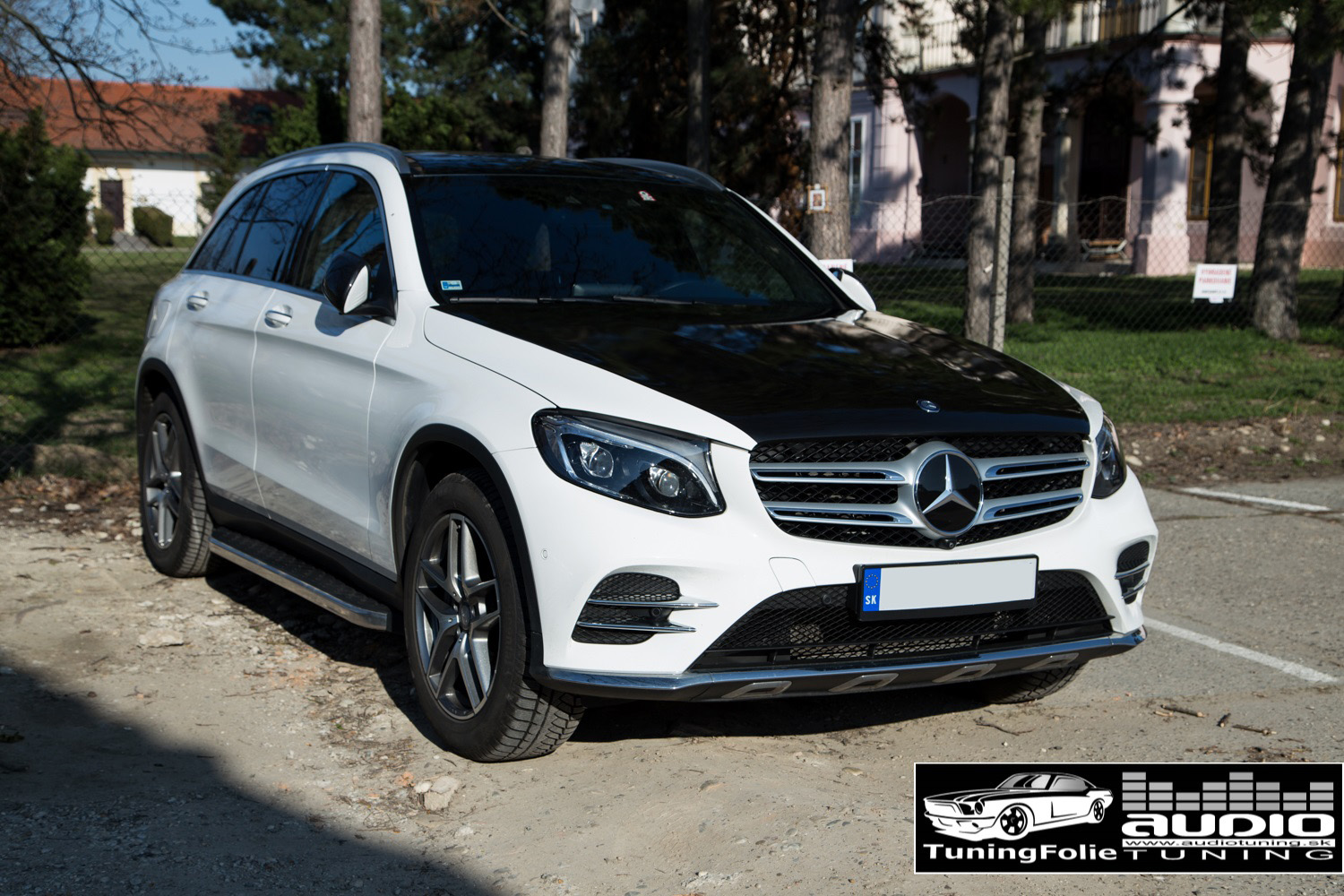 INDIVIDUALIZACIA MERCEDES BENZ GLC