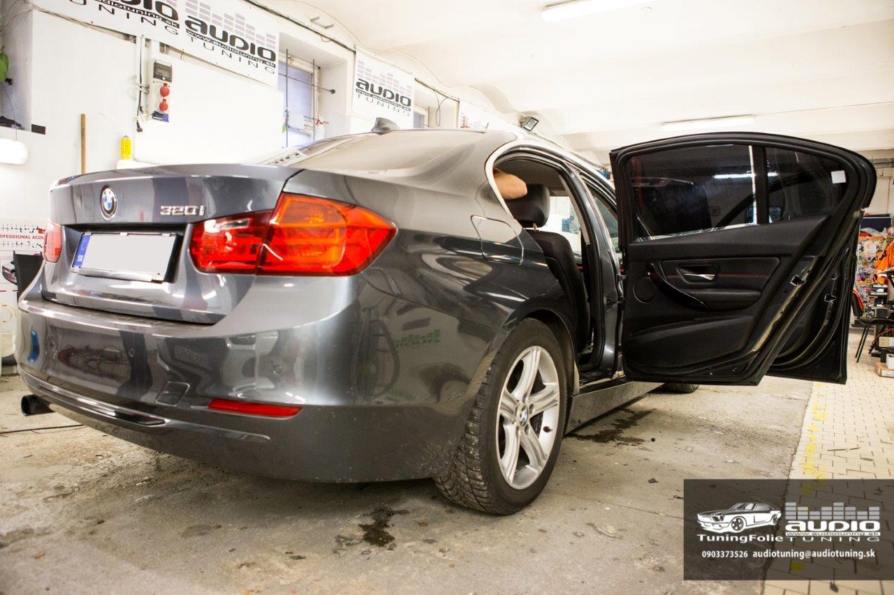 AUTOFOLIE PREMIUM SUNTEK HP05 BMW 320I 7945