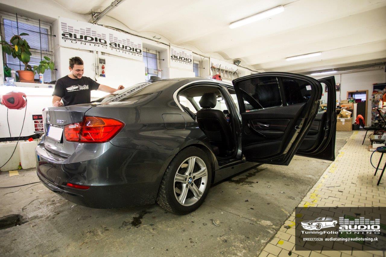 AUTOFOLIE PREMIUM SUNTEK HP05 BMW 320I 7948