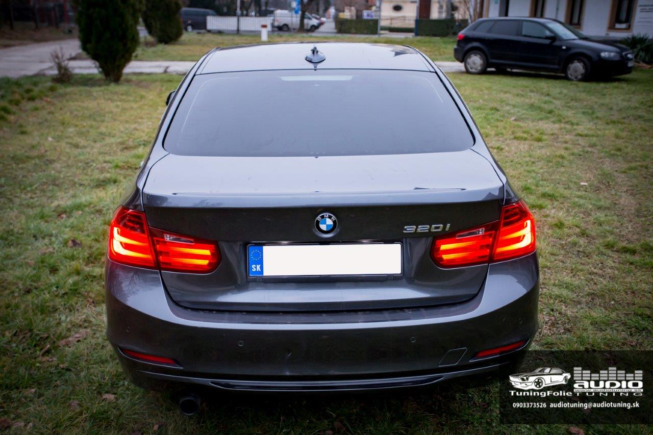 AUTOFOLIE PREMIUM SUNTEK HP05 BMW 320I 7971