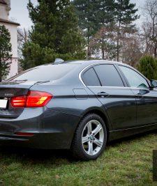 AUTOFOLIE PREMIUM SUNTEK HP05 BMW 320I 7969