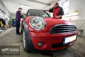mini cooper audituning