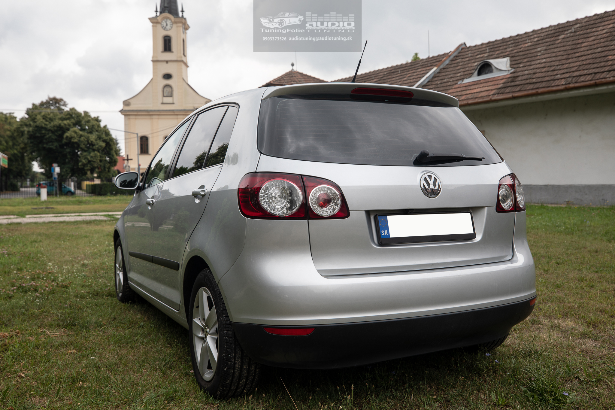 AUTOFOLIE PREMIUM SUNTEK HP 05 VW GOLF 5 PLUS-3056